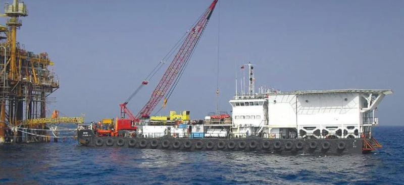 194 Pax Accommodation Work Barge - Ship for sale
